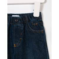Il Gufo Calça Jeans Reta - Azul