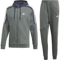 Agasalho Adidas Mts Energize Masculino - Masculino-Branco