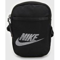 Bolsa Nike Sportswear Heritage S Smit Preta