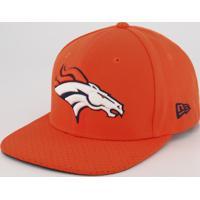 Boné New Era Nfl Denver Broncos 950 Laranja