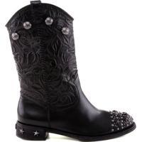 Bota Black Cowgirl | Schutz