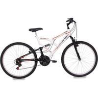 Bicicleta Mormaii Aro 26 Full Fa240 18V - Unissex