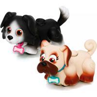 Mini Figuras - Pet Parade - Cachorrinhos - Masculino-Incolor
