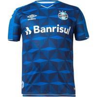 Camisa Umbro Grêmio Oficial Iii 2019 Masculina - Masculino