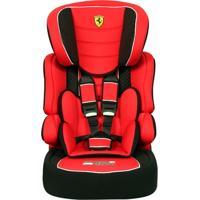 Cadeira Para Auto De 09 À 36 Kg - Beline - Ferrari Red - Team Tex - Masculino