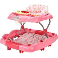 Andador Baby Coupé Ixan3034Pk10 Rosa - Burigotto