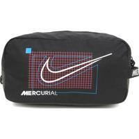 Bolsa Nike Acdmy Preta