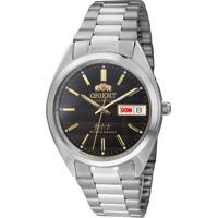Relógio Orient Aço Prata - 469Wa3F-P1Sx