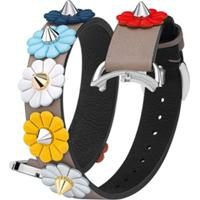 Fendi Selleria Interchangeable Strap - Marrom