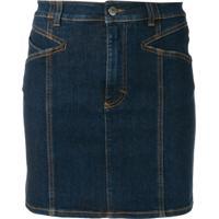 Givenchy Saia Jeans - Azul