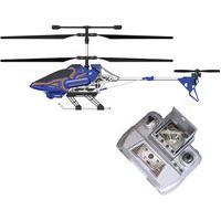 Helicóptero De Controle Remoto E Câmera - Silverlit Sky Eye - Azul - Dtc