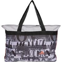 Bolsa Adidas 4Ath Tote Sports - Feminino-Cinza+Preto