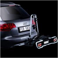 Suporte De Bicicleta Para Carros Thule Euroride 941 - Engate - 2 Bikes - Preto/Prata