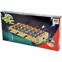 Jogo Mesa Pebolim Totó Super Craque Master Dm Toys Dmt5752
