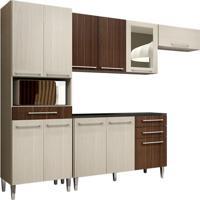 Cozinha Compacta Rubi 11 Pt 3 Gv Teka Com Mocaccino