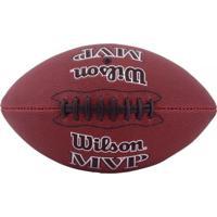 Bola Wilson Futebol Americano Mvp