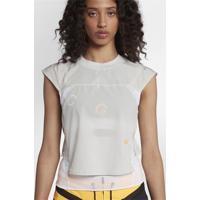 Camiseta Nikelab X Acg Feminina