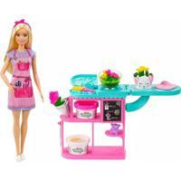 Boneca Barbie Profissões Loja De Flores