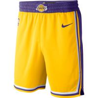 Shorts Nike Los Angeles Lakers Icon Edition Swingman Masculino