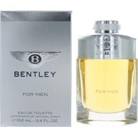 Bentley De Bentley Eau De Toilette Masculino 100 Ml