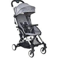 Carrinho De Bebê Up Gray - Burigotto