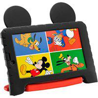 Tablet Multilaser Nb314 Plus Wifi 7 Pol 16Gb Quad Core Preto E Vermelho