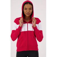 Jaqueta Internacional Dianna Feminina Vermelha