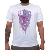 Bafônica - Camiseta Clássica Masculina