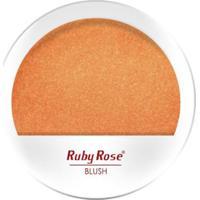 Blush Bronze Soft Ruby Rose 6104 B4 Rosto Corado E Harmônico - Feminino-Incolor