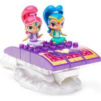 Mega Bloks Shimmer E Shine Tapete Mágico - Mattel