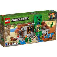 Lego Minecraft - A Mina Do Creeper - 21155