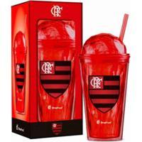 Copo Flamengo Globo Times - Unissex