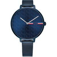 Relógio Tommy Hilfiger Feminino Aço Azul - 1782159