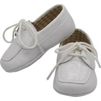 Sapato Babytonka B648-2 Branco