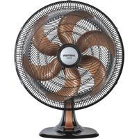 Ventilador Turbo 6 Pás 50Cm 127V 7938 Preto - Ventisol