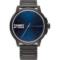 Relógio Tommy Jeans Masculino Aço Preto - 1791678