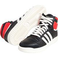 50da24942 Tênis Adidas Originals Top Ten Hi Preto