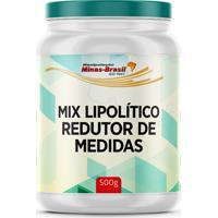 Mix Lipolítico Redutor De Medidas 500 G Manipulado