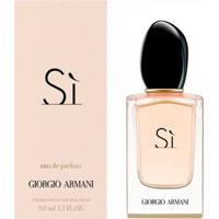 Armani Si De Giorgio Armani Eau De Parfum Feminino 30 Ml
