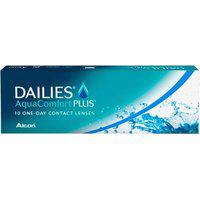 Dailies Aqua Comfort Plus Com 10 Unidades - Lentes De Contato