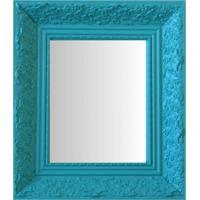 Espelho Moldura Rococó Fundo 16231 Anis Art Shop