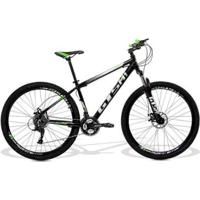 Bicicleta Gts Aro 29 Freio A Disco 24 Marchas K7 Câmbio Gtsm1 Tsi -Gts M1 Movee - Unissex