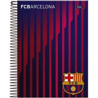 Caderno Foroni Fc Barcelona Escudo 1 Matéria