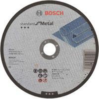 Disco De Corte Para Metal 180Mm Grão 30 Bosch