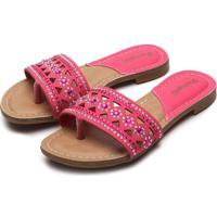Sandália Pampili Menina Liza Pink