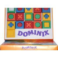 Jogo Educativo Lullybebê Dominix Colorido