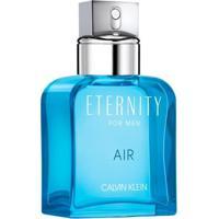 Eternity Air Men Calvin Klein Perfume Masculino - Eau De Toilette 50Ml - Masculino-Incolor