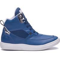 Tênis Sneaker Masculino Rockfit Lennon Azul