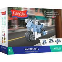 Blocos De Montar - Motorcycle - Funtastik