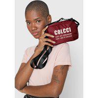 Bolsa Colcci Fitness Camera Bag Vinho